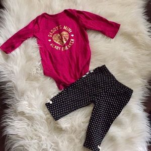 💥4/$20 Baby Girl Outfit